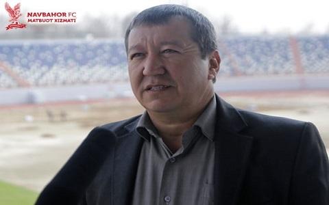 Н. Абдуғаниев: «Ишлар жадал суръатда олиб бориляпти»